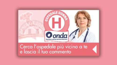 """ospedali, Gli ospedali <b>""""amici delle donne""""</b>"""