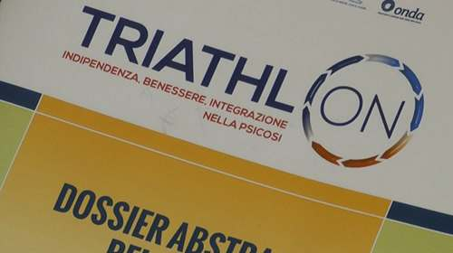 """progetto Triathlon, Il progetto <b>Triathlon</b> """"libera"""" i pazienti con psicosi"""