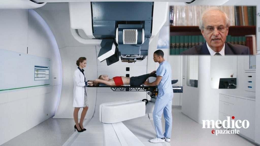 , Oncologia, a Verona nuove tecniche avanzate di radioterapia