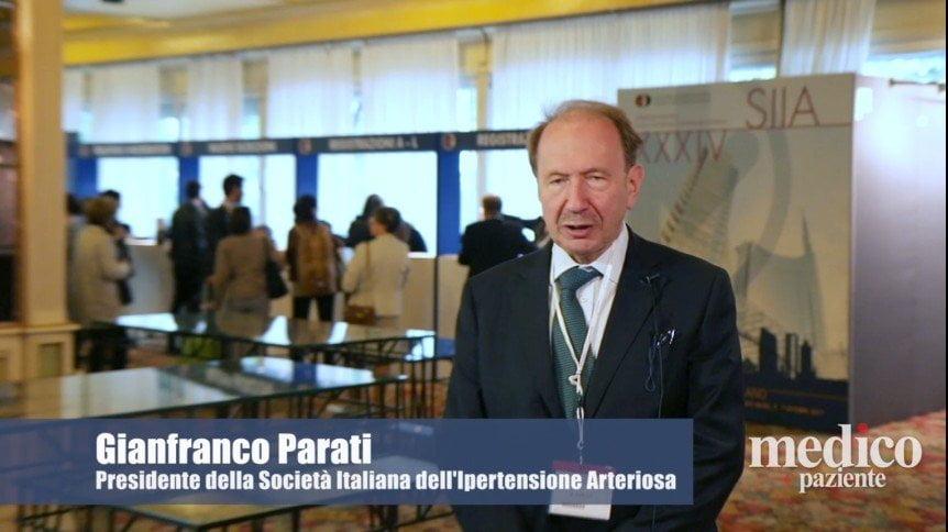 , L'ipertensione si combatte anche a tavola. Intervista a Gianfranco Parati presidente SIIA