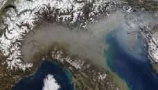 , Fibrosi Polmonare Idiopatica, uno studio italiano la collega all'inquinamento atmosferico