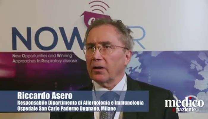 , Nuovi approcci terapeutici all'Orticaria Cronica Spontanea. Intervista a Riccardo Asero