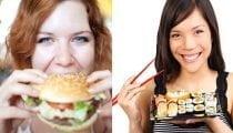 , La mappa mondiale degli errori alimentari