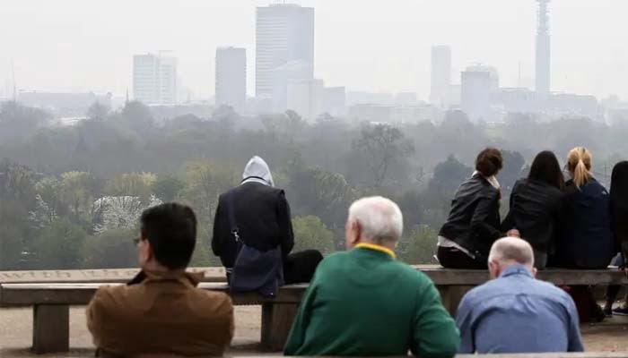 Inquinamento Anziani
