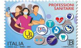 Francobollo Professioni Sanitarie
