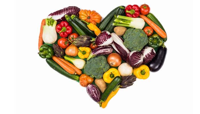 Cuore vegetali
